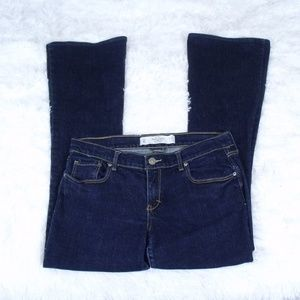 Abercrombie & Fitch Madison Flare Jeans